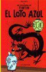 TINTÍN. EL LOTO AZUL (CARTONÉ)