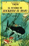 TINTÍN. EL TESORO DE RACKHAM EL ROJO (CARTONÉ)