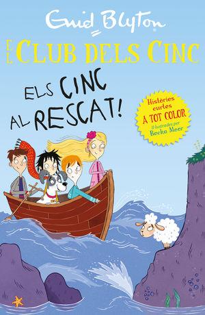 ELS CINC AL RESCAT!