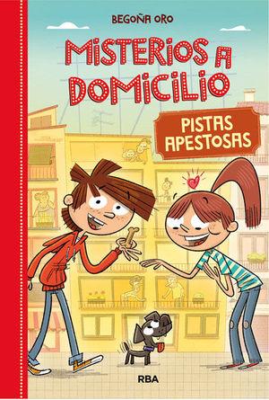 MISTERIOS A DOMICILIO 1: PISTAS APESTOSAS