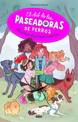 EL CLUB DE LAS PASEADORAS DE PERROS N. 1