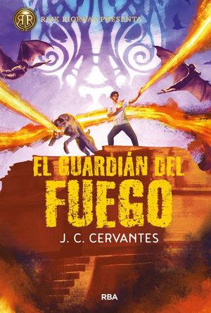 EL HIJO DEL TRUENO 2. GUARDIAN DEL FUEGO