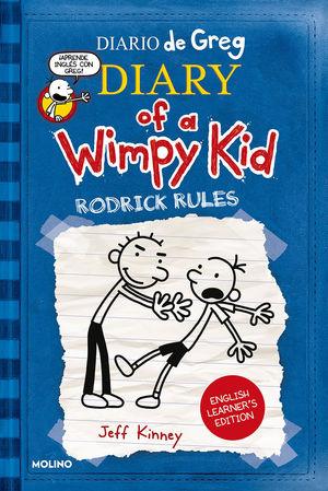 DIARIO DE GREG 2. RODRICK RULES (ENGLISH LEARNER'S EDITION)