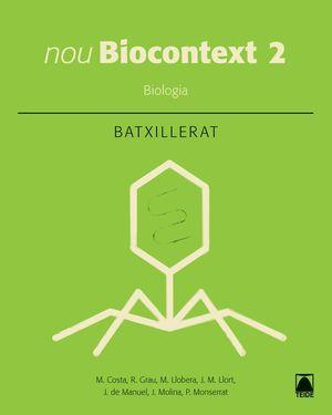 NOU. BIOLOGIA 2. BIOCONTEXT 2