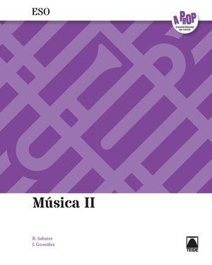 MÚSICA II ESO. A PROP (CAT)