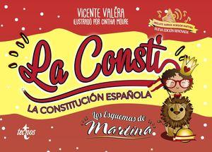 LA CONSTITUCIÓN ESPAÑOLA. LOS ESQUEÑAS DE MARTINA