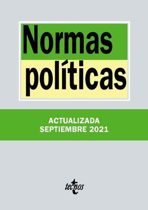 NORMAS POLITICAS  (EDICION ACTUALIZADA SEPT. 2021)