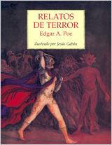 RELATOS DE TERROR (POE - LIBRO ILUSTRADO)