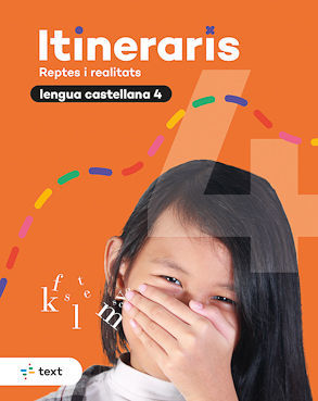ITINERARIS. LENGUA CASTELLANA 4
