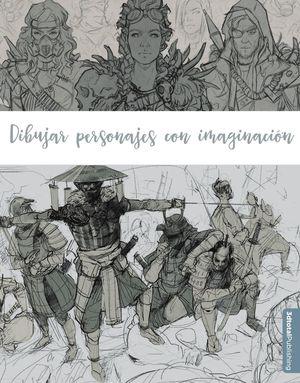 DIBUJAR PERSONAJES IMAGINARIOS