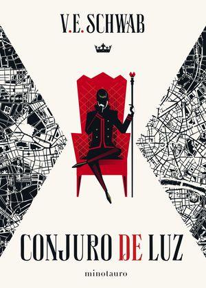 CONJURO DE LUZ.TRILOGÍA SOMBRAS DE MAGIA