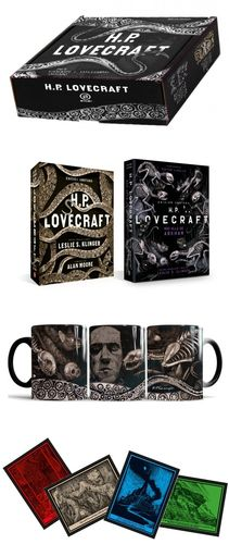H.P. LOVECRAFT ANOTADO (PACK 2 VOLS.)