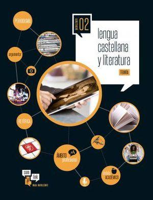 LENGUA CASTELLANA Y LITERATURA 2º BACHILLERATO LA SOM LINK