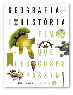 GEOGRAFIA I HISTÒRIA 2N D'ESO LA FQLCP + LLICÈNCIA DIGITAL