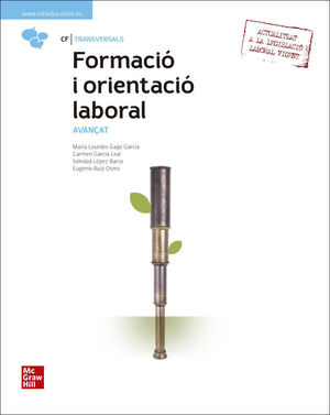 FORMACIO I ORIENTACIO LABORAL. AVANCAT. LLIBRE ALUMNE