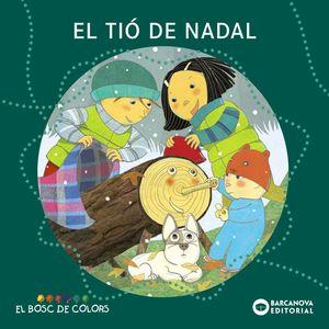 EL TIÓ DE NADAL (LLETRA DE PAL/LLIGADA)