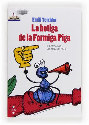 LA BOTIGA DE LA FORMIGA PIGA