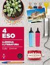 LLENGUA I LITERATURA. 4 ESO. CLAU CONSTRUÏM