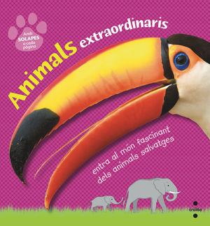 ANIMALS EXTRAORDINARIS (AMB SOLAPES A CADA PAGINA)