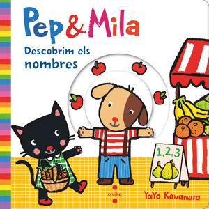 PEP & MILA. DESCOBRIM ELS NOMBRES