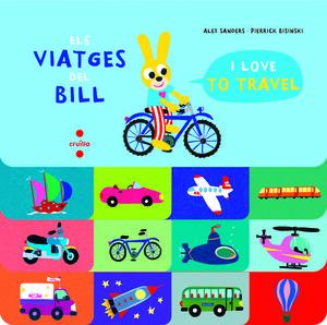 ELS VIATGES DEL BILL / I LOVE TO TRAVEL