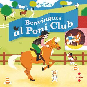 BENVINGUTS AL PONI CLUB. MON ANIMAT