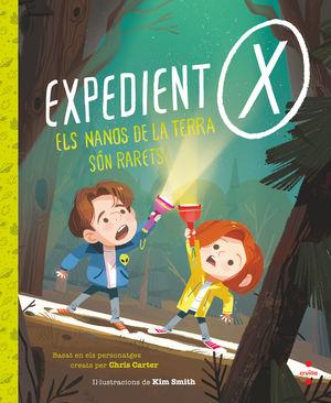 EXPEDIENT X. ELS NANOS DE LA TERRA SON RARETS