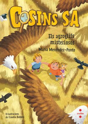 COSINS SA 6. ELS AGROGLIFS MISTERIOSOS