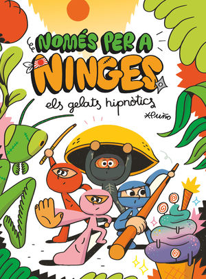 NOMES PER NINGES 2. ELS GELATS HIPNÒTICS
