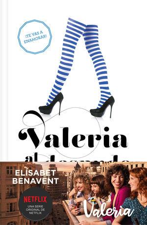 VALERIA 4. VALERIA AL DESNUDO