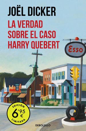 LA VERDAD SOBRE EL CASO HARRY QUEBERT (LIMITED)