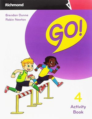 GO! 4 ACTIVITY PACK