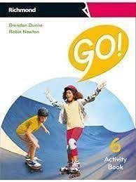 GO! 6 ACTIVITY PACK