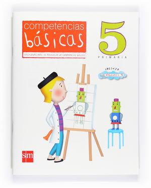 COMPETENCIAS BÁSICAS. 5 PRIMARIA