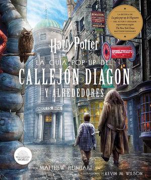 HARRY POTTER: LA GUIA POP-UP DEL CALLEJON DIAGON