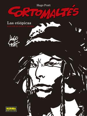 CORTO MALTES. LAS ETIÓPICAS (B/N)