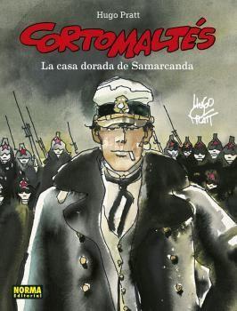 CORTO MALTES. LA CASA DORADA DE SAMARCANDA