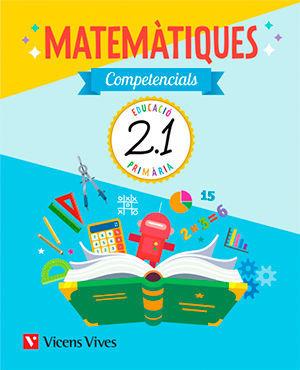 MATEMATIQUES COMPETENCIALS 2 TRIM (ZOOM)