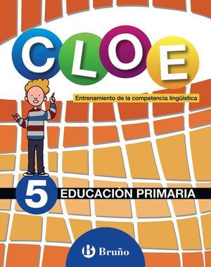 CLOE ENTRENAMIENTO DE LA COMPETENCIA LINGÜÍSTICA 5