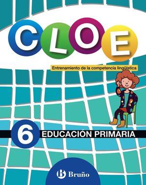 CLOE ENTRENAMIENTO DE LA COMPETENCIA LINGÜÍSTICA 6