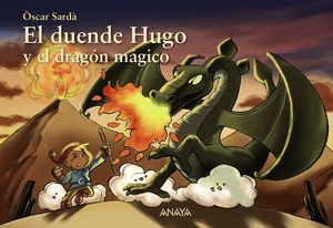 EL DUENDE HUGO Y EL DRAGON MAGIC