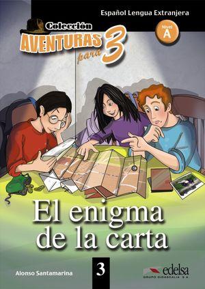 APT 3 - EL ENIGMA DE LA CARTA