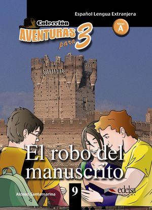 APT 9 - EL ROBO DEL MANUSCRITO
