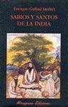 SABIOS Y SANTOS DE LA INDIA