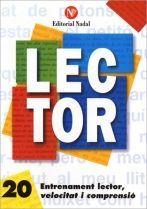 LECTOR Nº 20. ENTRENAMENT LECTOR, VELOCITAT I COMPRENSIO