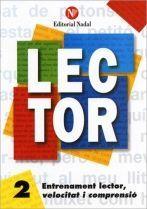 LECTOR Nº 2. ENTRENAMENT LECTOR, VELOCITAT I COMPRENSIO
