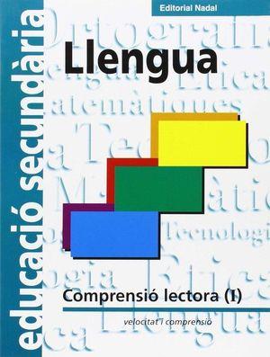 COMPRENSIO LECTORA (I) ESO CR. VAR. LLENGUA