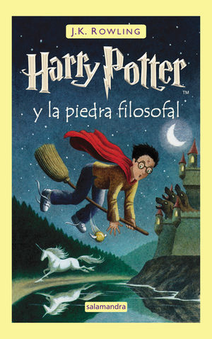 HARRY POTTER 1. HARRY POTTER Y LA PIEDRA FILOSOFAL