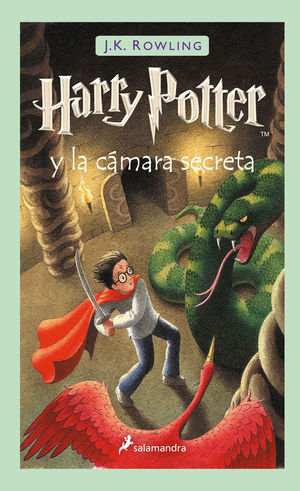 HARRY POTTER 2. HARRY POTTER Y LA CÁMARA SECRETA