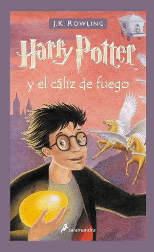 HARRY POTTER 4. HARRY POTTER Y EL CÁLIZ DE FUEGO